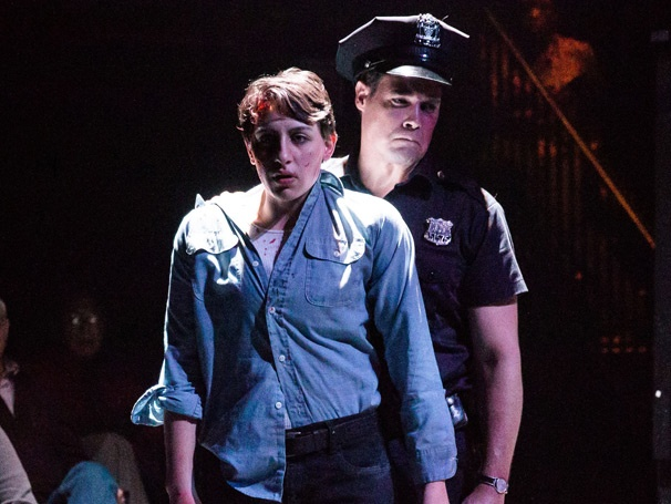 Travel Back to the Summer of '69 & the Birth of Gay Liberation with First Look Photos of Hit the Wall