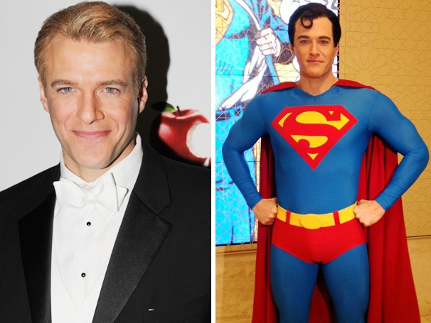 What's Up, Edward Watts? The It's a Bird…It's a Plane…It's Superman Star on Superheroes & Sexy Costumes