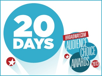 20 Days Away! How Many Men Have Won Audience Choice Awards for a Role Performed in Drag?