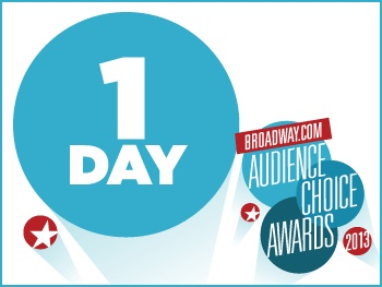 1 Day More! Watch & Listen to Audience Choice Award Winners for Favorite Song!