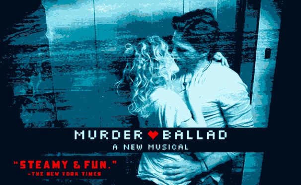 Sultry Musical Murder Ballad, Starring Caissie Levy & Will Swenson, Begins Performances Off-Broadway