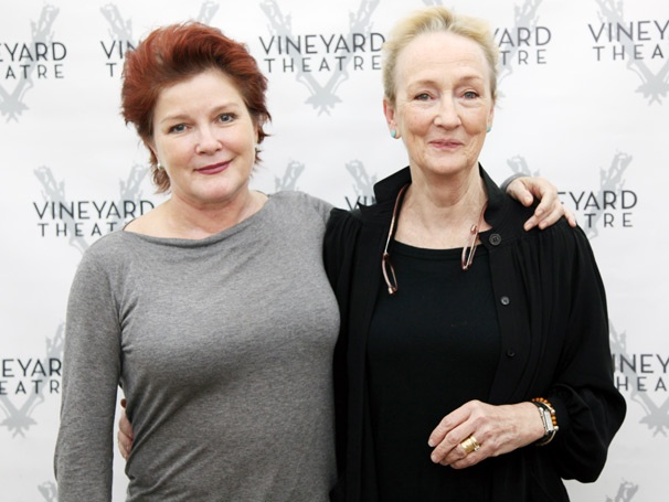 Kate Mulgrew & Kathleen Chalfant Preview Their Forthcoming Off-Broadway Trip Somewhere Fun