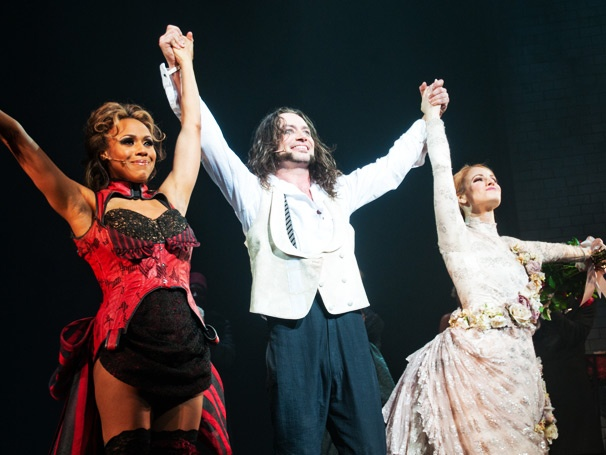 Jekyll & Hyde's Constantine Maroulis, Deborah Cox & Teal Wicks Celebrate 'A New Life' on Broadway on Opening Night
