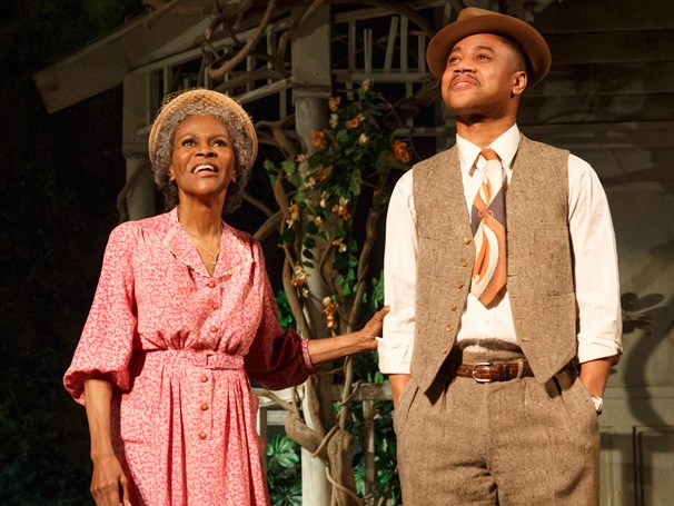 Take a Sentimental Journey with a First Look at Cicely Tyson and the Cast of The Trip to Bountiful
