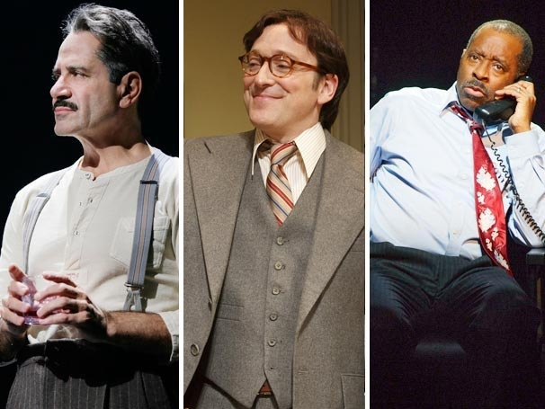 Going for 2013 Tony Gold! Handicapping the Race for Best Featured Actor in a Play