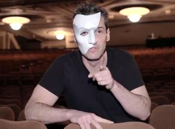 Think of Us! Watch Phantoms Awesome Campaign Video for the Broadway.com Audience Choice Awards