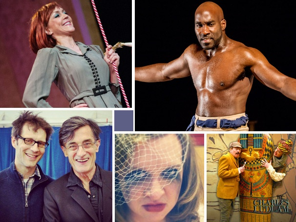 Andrea McArdle Becomes an Auntie, Roger Rees Travels to Russia & More Cross-Country Highlights