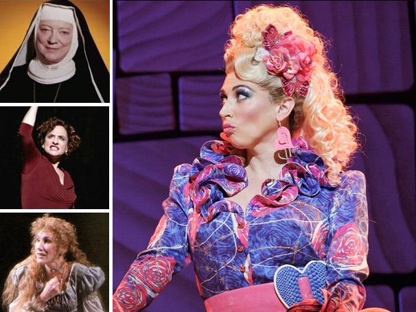 Mother's Day Special! Matilda's Lesli Margherita Ranks Broadway Musical Moms, Including Mrs. Wormwood