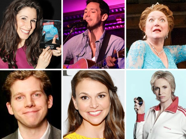 Stephanie J. Block Gets on Her Fans' Backs, Steve Kazee Strips Down and More Lessons of the Week