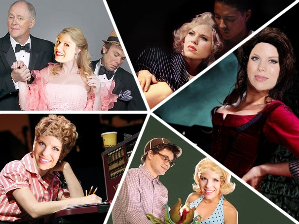 Be Our Star! Five Roles That Can Make Smashs Megan Hilty the Toast of Broadway