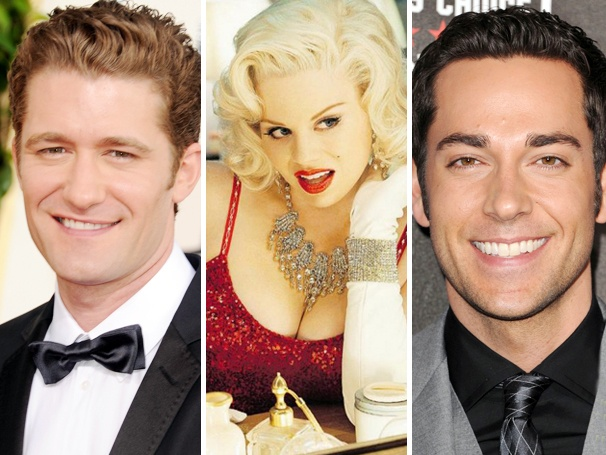 Top 10! Hottest Stories Center on TV & Stage Faves Matthew Morrison, Megan Hilty, Zachary Levi & More