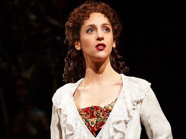 the phantom of the opera resume
