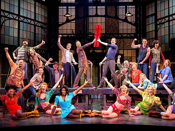 Everybody Say Yeah! Tickets Now on Sale for the National Tour of the Tony-Winning <I>Kinky Boots</i> in Portland
