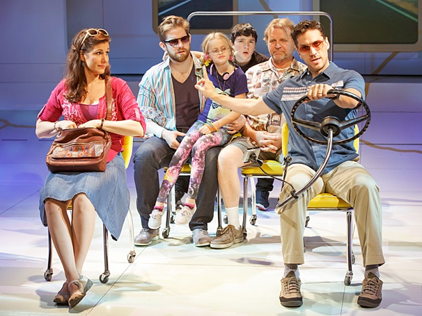 Broadway Etc.: A Musical Comedy Stuck in 2nd Gear