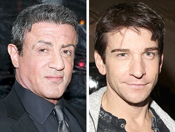 Sylvester Stallone Thinks Rocky Musical Star Andy Karl Is a Champ That 'Has What It Takes'