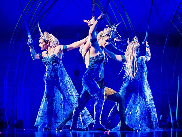 Cirque du Soleil to Return to New York with Tony Winner Diane Paulus' Amaluna