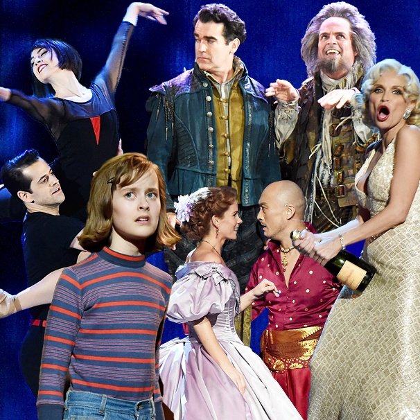 High Notes, Throwbacks & Dressography: Broadway.com Breaks Down the Performances of the 2015 Tony Awards