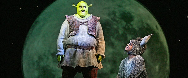 Shrek the Musical Will Be Ogre on January 3