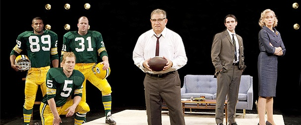 After Receiving Only One Tony Nomination, Lombardi Sets Closing Date