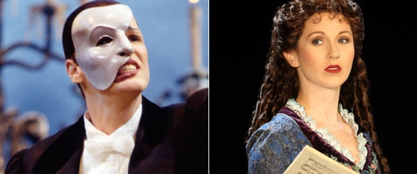 Hugh Panaro and Sara Jean Ford to Assume Leads in Broadway's The Phantom of the Opera