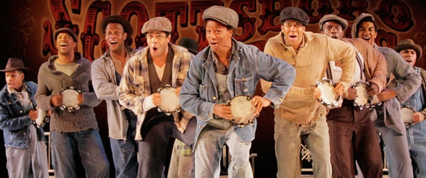 Tickets Now on Sale for Kander and Ebb's The Scottsboro Boys