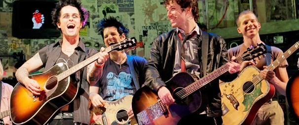 Billie Joe Armstrong Wins Grammy for American Idiot Broadway Cast Album