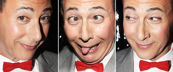 The Secret Word is 'Fun' on The Pee-wee Herman Show's Opening Night
