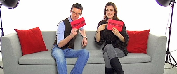 Jolly Holiday! Mary Poppins' Laura Michelle Kelly and Gavin Lee Answer Your Questions