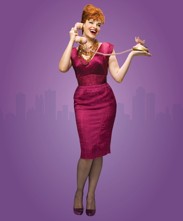Exclusive Photo and Video! How to Succeed's Tammy Blanchard on Sexy Hedy La Rue