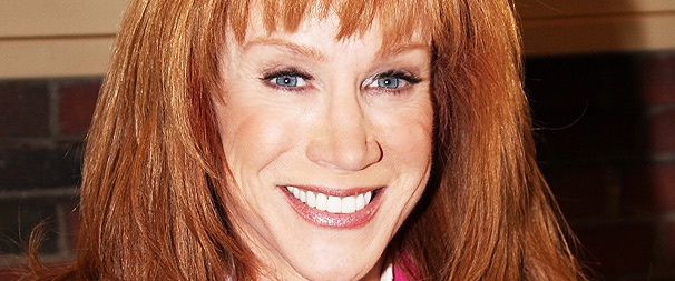 What's Up, Kathy Griffin? The Comedy Queen on Dishing Dirt and Going Broadway