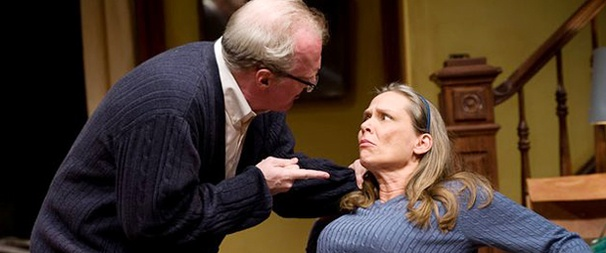 Who's Afraid of Virginia Woolf?, Starring Amy Morton and Tracy Letts, Sets Broadway Dates