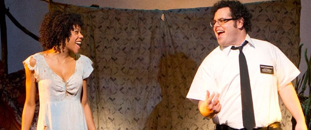 Tony Nominee Josh Gad on Telling Lies as The Book of Mormon's Elder Cunningham