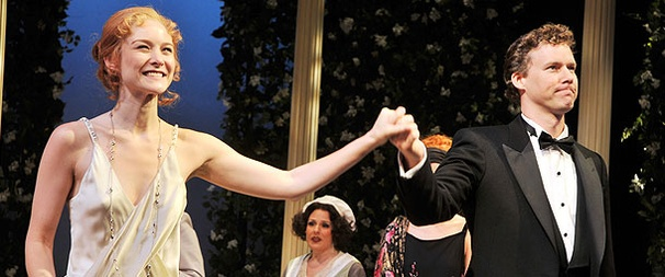 Death Livens Up Off-Broadway on Holiday's Opening Night!