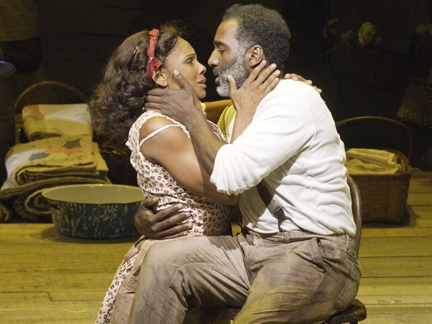 Audra McDonald and Norm Lewis Return to Broadway as Previews Begin for Porgy and Bess