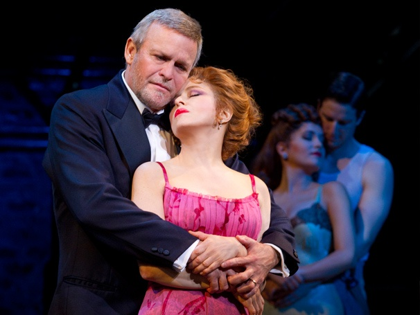 Beautiful Girls! A First Look at Follies, Starring Bernadette Peters and Jan Maxwell 