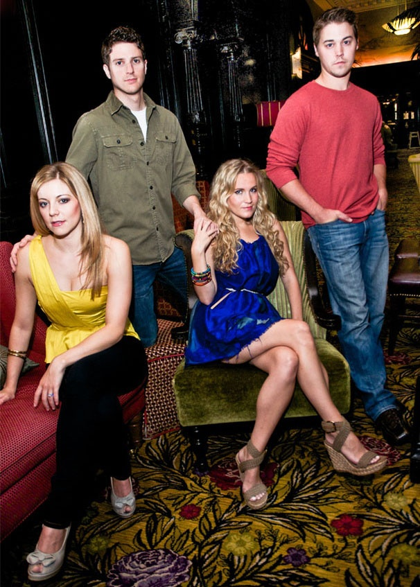 Fresh Foursome! Meet The Fantastic Young Stars of Follies