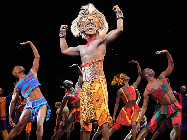 The King Returns! The Lion King Opens in Houston