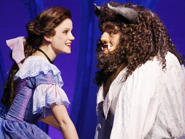 Enchanting Musical Beauty and the Beast Opens in Austin