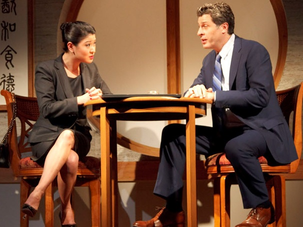 East Meets West as David Henry Hwang's Chinglish Opens on Broadway