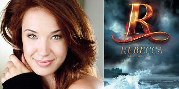 Rebecca, Starring Sierra Boggess, Books Broadhurst Theatre for Spring Opening