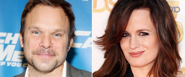 Norbert Leo Butz and Elizabeth Reaser to Star in Second Stage's Revival of How I Learned to Drive
