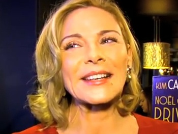 Kim Cattrall and Paul Gross Spill Secrets About Their Private Lives