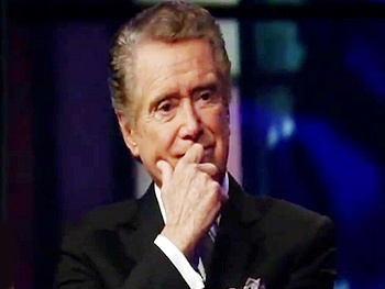 'Seasons of Regis!' Rent Remembers 995,600 Moments of Regis Philbin in a Special Live Performance