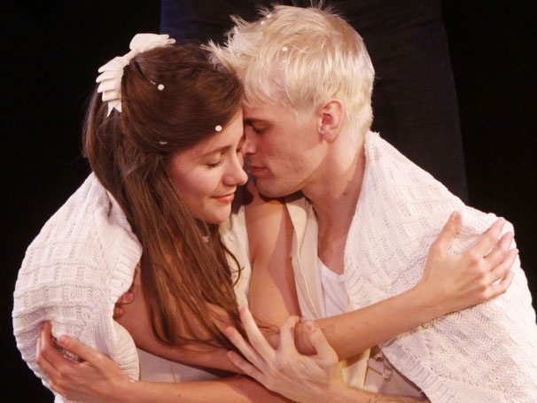 Pop Star Aaron Carter Extends His Run in The Fantasticks