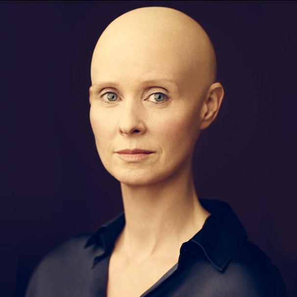 Take a Sneak Peek at Cynthia Nixon's Bald and Beautiful Transformation for Wit