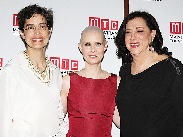 Wit, Starring Cynthia Nixon, Celebrates Opening Night on Broadway