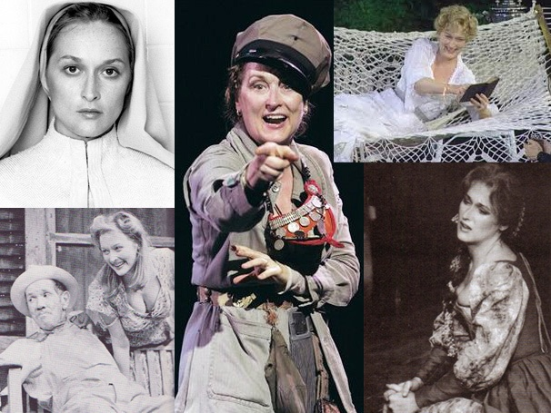Countdown to the Oscars! Best Actress Nominee Meryl Streep's Top Five Stage Roles