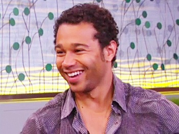 Godspell's Corbin Bleu Dishes On His Jesus 'Diaper Harness' on Big Morning Buzz