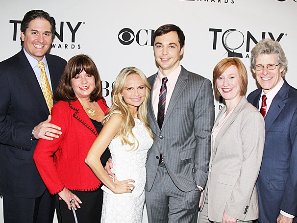 Kristin Chenoweth, Jim Parsons & More Announce Tony Nominees