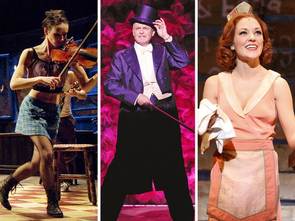 Whodathunk?! Broadway.com Congratulates Five (Happy!) Surprise Tony Nominees